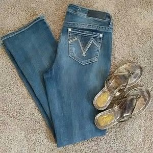 Seven Jeans Slim Boot Sz 6